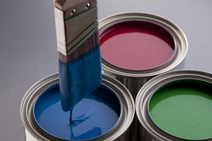 Plano Commercial Painter Paintbrush Cleaning Techniques